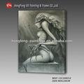 Meninas fotos sexy, sexy nude pintura de parede arte mhf-131108312