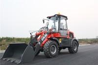 Everun brand CE EPA4 approved 1.6TON small wheel loader china loader hoflader/radlader