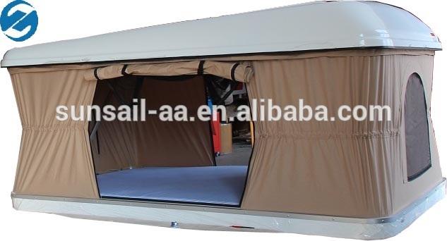 çin üretici karavan römork çadır 4x4