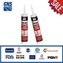 Adhesive pvc fda approved silicone sealant