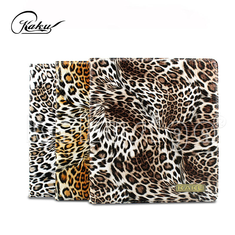 Hot design leopard pattern shockproof case for ipad mini 2