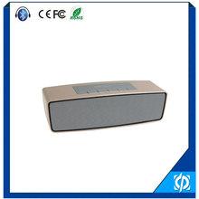 2015 NEW Design Aluminum Mini Portable Bluetooth Speaker