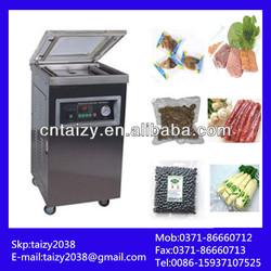 High efficiency meat vacuum packing machine