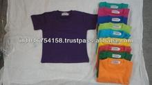 High Quality Soft Cotton Plain Boys Tshirt ( More Popular Colors )