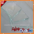 The tablet transparent 3mm-19mm ultra clear/extra low iron glass