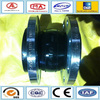 All kinds of production standards flange single sphere flexible rubber joint