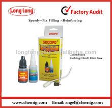 Speedy fix quick bond / adhesive / glue - Grey color