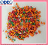 Various color EPDM rubber granules for running track & playground-FL-G-V-262