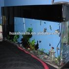 acrylic aquarium restaurant