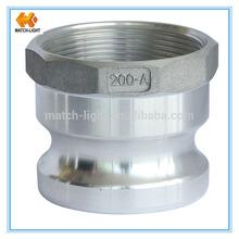 "OEM 1/2"" to 8"" Die Casting Aluminium Camlock Coupling-- Type A"