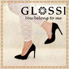 Ladies High Heels 2014 Women Shoes Wholesale China Women Shoes Genuine Leather Pumps Shoes