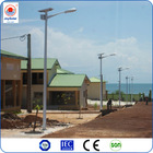 With CE&TUV&ISO Certificates solar farm lights led lamp, solar street light