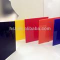 feuille de plexiglas acrylique prix feuille de porte coulissante pour la fabrication de vente chaude