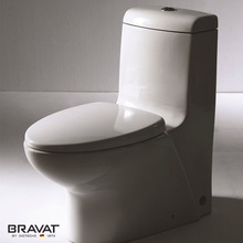 crystal bathroom sets P/S-Trap Self cleaning glaze