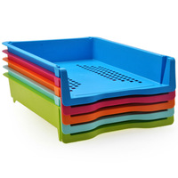 2014 Hot Selling a4 plastic document holder