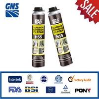 Cheap polyurethane spray foam insulation diy kits