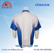 sublimation basketball uniform/OEM sublimated tight fit rugby shirt