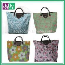 Alibaba China New Style Nylon Foldable Shopping Bags