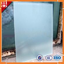 one side , both side Acid Etched Glass