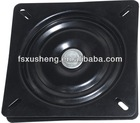 square furniture swivel plate for chair base seat parts