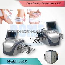 lipo laser 635nm cellulite vacuum rf message
