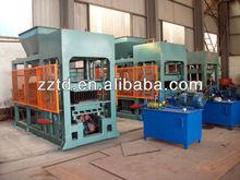 Coal ash brick making machine in China