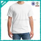 2014 summer hot sale mens plain t-shirts (lyt-040004)