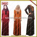 ที่ทันสมัยเสื้อผ้าabayaอิสลามเสื้อผ้ามุสลิม