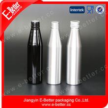250ml aluminum drinking bottles