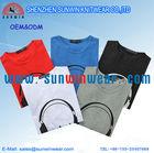 best design 100% egyptian cotton blank t-shirt