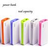 Universal portable power bank 5600mah