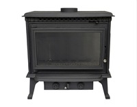 Factory direct selling cast iron wood burning stove (BSC324)