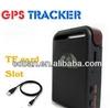 rastreador gps102-2 personal tracking gps 102b mini,portable gps tracker SOS panic button