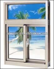 Best quality Aluminium sliding window and door wiht fly screen
