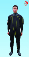 Solas approved Rubber diving suit with good quality