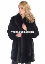 mk14135 Unique Russian women winter mink coats