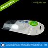 slide blister packaging with cardboard insert