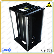 Adjustable PCB rack pcb esd racks for storage with top quality