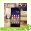 """Newest Original Xiaomi Mi3 M3 Phone Qualcomm 800 CPU 2.3GHz Quad Core Android Phone 5.0"""" Inch 1920*1080 IPS 2GB+16GB phone"""