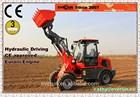 Everun CE approved ER10 Mini Loader,Radlader ER10 with Real Rops&Fops(New generation)