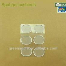 self adhesive silicone gel cushions corn bruiser pads