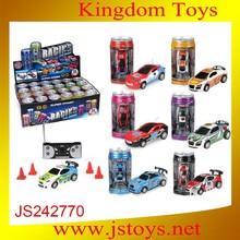 mini high speed rc car,mini rc racing toys car,shen qi wei mini rc car coke can mini rc car