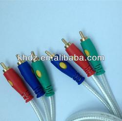 Copper/CCS Core Audio Video RCA Cable
