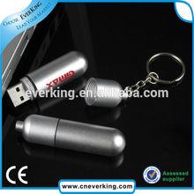 novelty usb metal 2GB usb flash drive with Full capacity