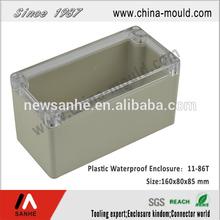 IP65 ABS plastic waterproof enclosures