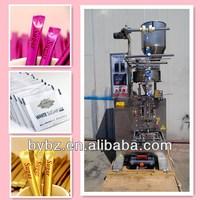 YB-150K High speed Automatic pepper salt granule Sachet filling machine