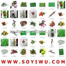 ARTIFICIAL FLOWER POT Wholesaler from Yiwu Market for Artificial Flower & Bines