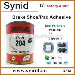 Brake shoes/pad/lining adhesive glue