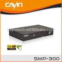 Energy Saving 1080p Full HD Advertising Media Player