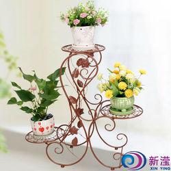 wholesale hot sell metal garden decor metal garden flower stands,